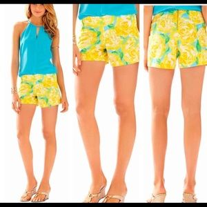 Lilly Pulitzer Shorts - 0 Lilly Pulitzer first impression shorts NWT
